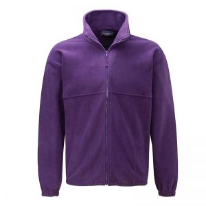 Purple-fleece