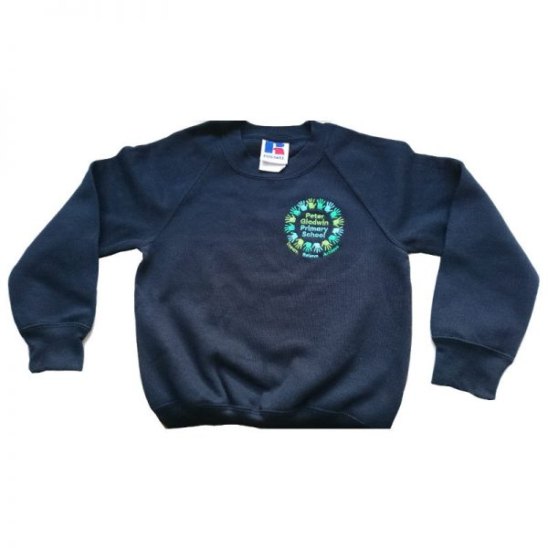 New Peter Gladwin Sweatshirt