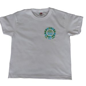 Peter Gladwin T-Shirt with New Logo